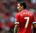 Man Utd confident over Di Maria fitness