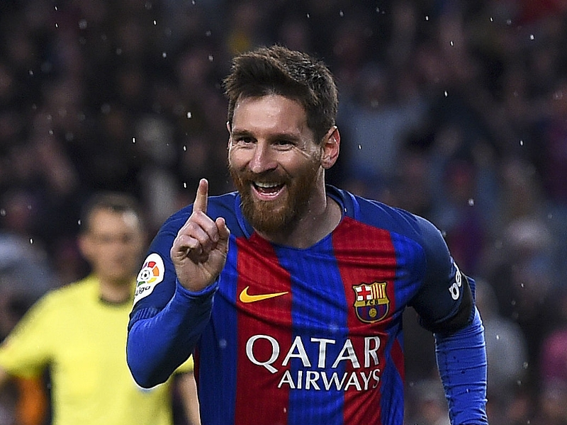The hairy hitman: Messi's beard reaches half-century of goals!