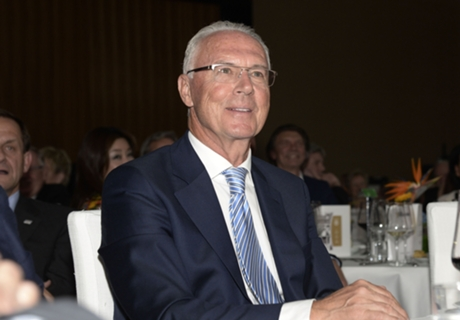 Beckenbauer not worried about Germany