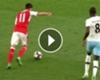 ► El gol de Özil para poner en ventaja a Arsenal