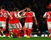 Arsenal ganó y avanza en la tabla