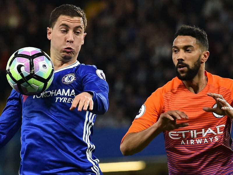 Chelsea-Manchester City (2-1), Hazard et Chelsea matent City