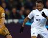 Jordan Ayew gets first Swansea assist