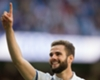 Nacho hails Madrid's good dynamic