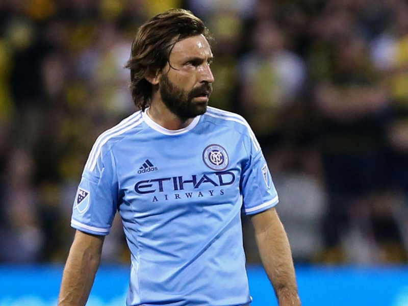 VIDEO: Pirlo mistake gifts record-tying goal to Valeri
