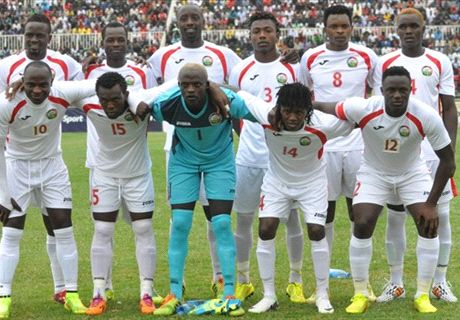 Harambee Stars to play Iran in friendly