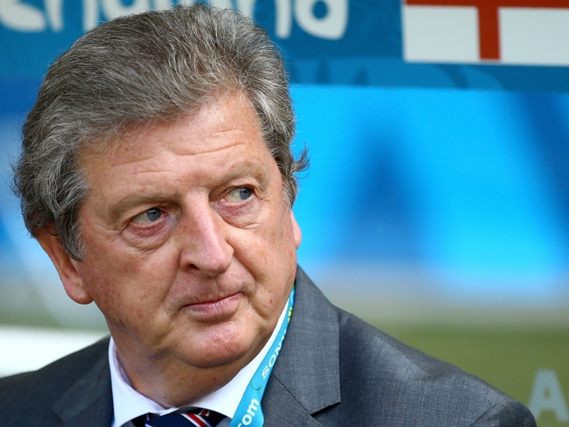 Roy Hodgson spotted in Australia