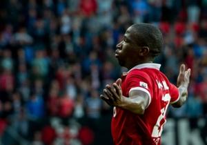 2. Kamohelo Mokotjo heeft zich moeiteloos aangepast bij FC Twente en staat tweede op de lijst (293)