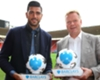 Pelle voted EPL Player of the Month