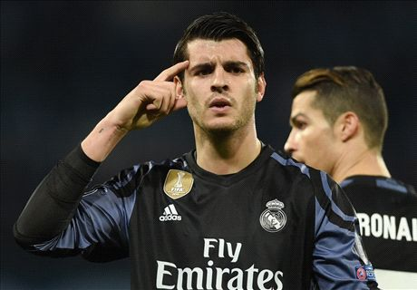 RUMORS: Man Utd asks about Morata