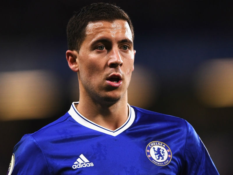 Chelsea need Hazard to have chance of winning Champions League, warns Courtois
