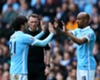 Delph grateful for Silva support