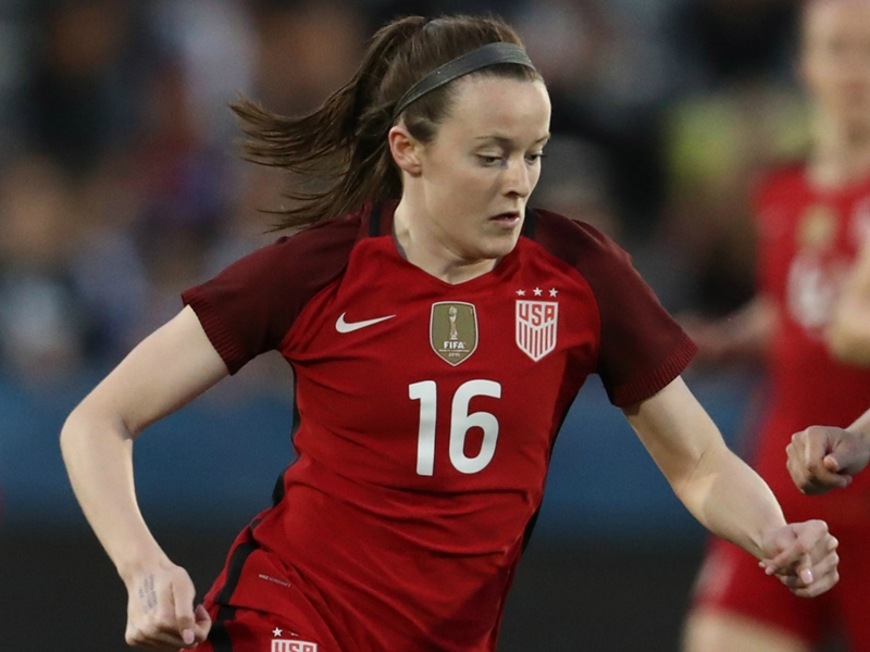 Rose Lavelle living up to the hype: Three thoughts on the USWNT's win over Russia