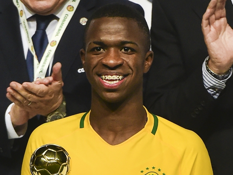 Barcelona to open negotiations for Brazilian starlet Vinicius Junior