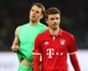 Neuer und Müller wieder im Training