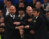 Guardiola fires back at Conte