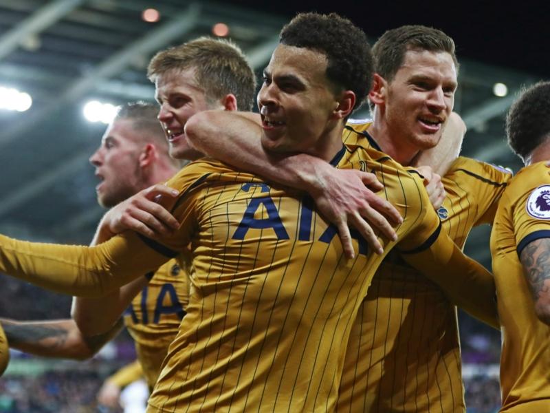 Tottenham star Alli reveals his toughest opponent