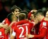 Bundesliga champions Bayern Munich celebrate