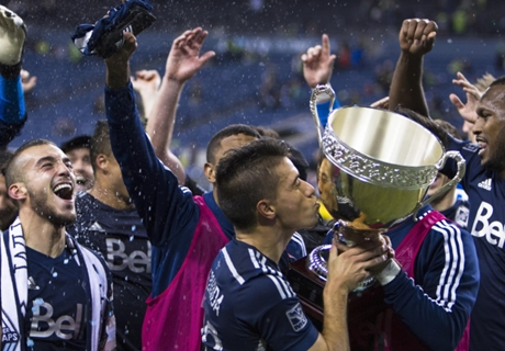 Cascadia: Whitecaps play spoiler