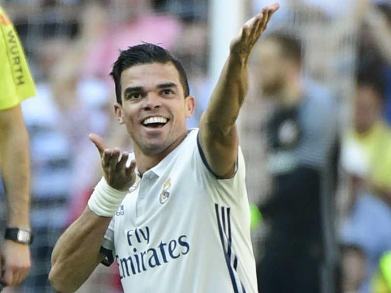 Pepe will wait 'until the very last' for Madrid extension
