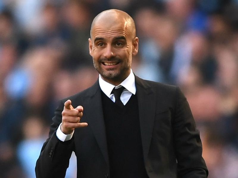 Guardiola misses the pressure of managing in Spain & Germany