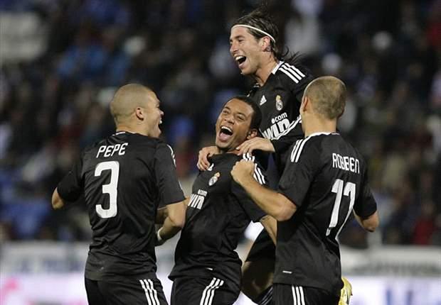 La Liga Preview: Real Madrid - Getafe