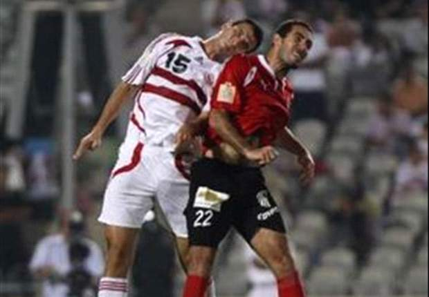 Zamalek Captain Ayman Abdul-Aziz Predicts 'Easy' Victory Over Ahli