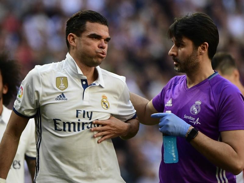 Le Real Madrid veut des adieux officiels pour Pepe