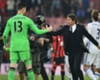 Courtois admits to impersonating Conte