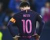La falta fantasma a Leo Messi