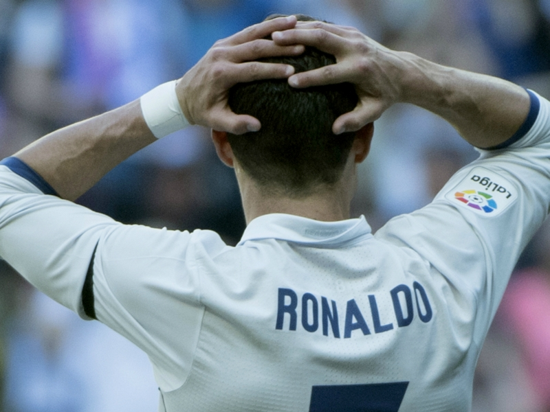 Like Neymar, could Cristiano Ronaldo miss the Clasico?