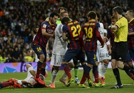 Curiosidades del Real Madrid - Barcelona