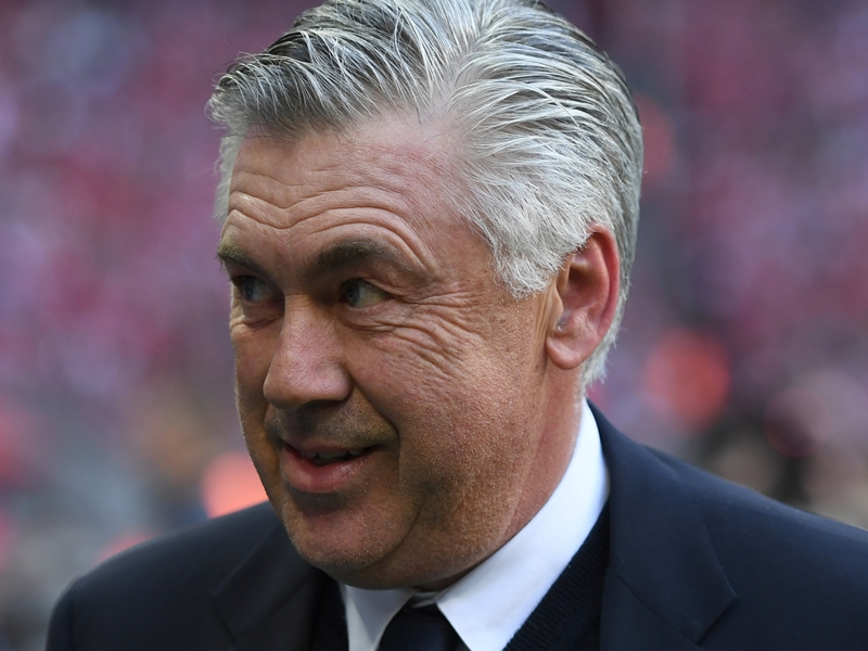 Ancelotti wants Bayern to bounce back from Champions League exit