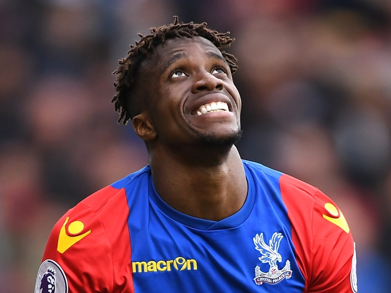 Man Utd flop Zaha 'can be as good as Neymar' says former team-mate