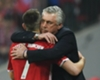 Ribery: Ancelotti is a great kisser