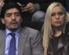 Diego Maradona Veronica Ojeda