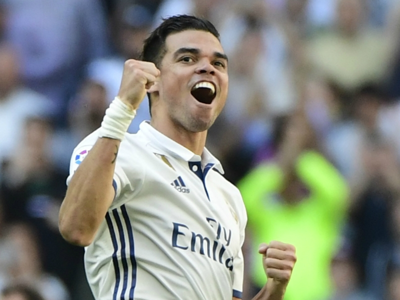 Liverpool told to make Pepe move, with Madrid defender compared to Suarez by Hamann