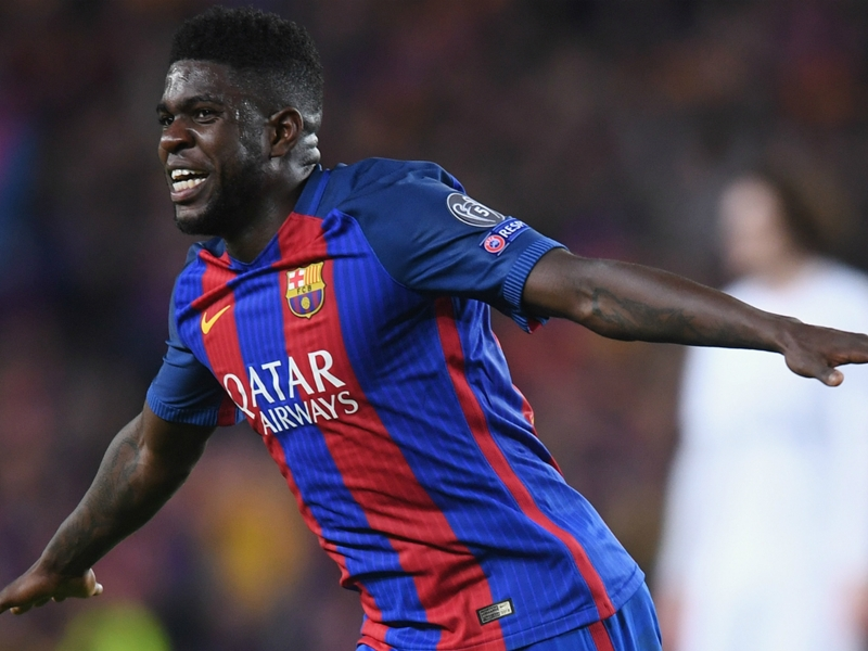 Umtiti & Ter Stegen the reasons why Barcelona now have best defence in Europe