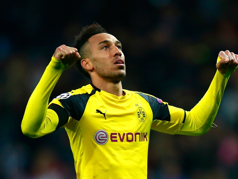 Dortmund invite offers for Chelsea, Liverpool and Man City target Aubameyang