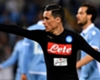 Jose Callejon ist Italiens bester Vorlagengeber