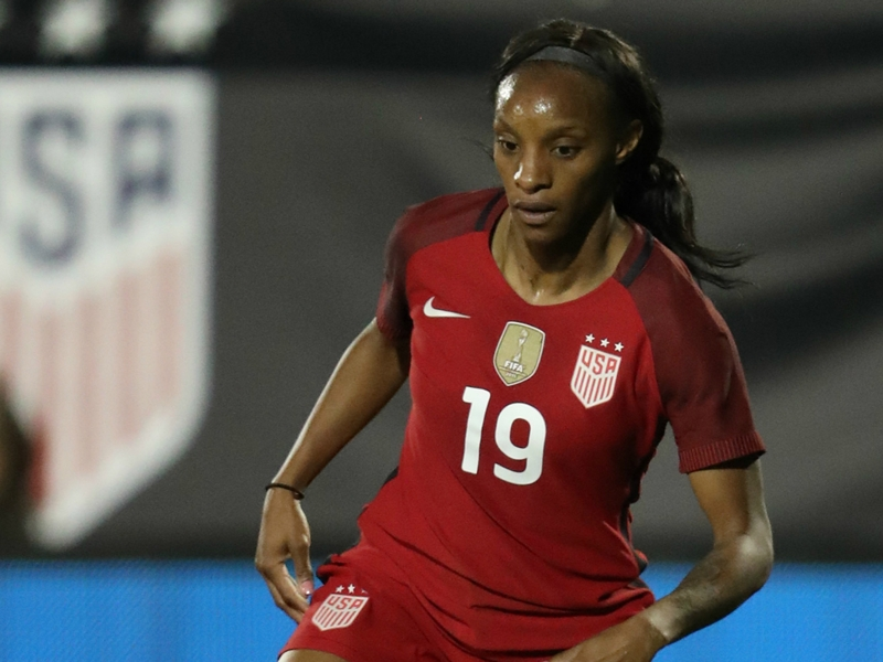 Crystal Dunn builds her case up top: Three thoughts from the USWNT's win over Russia