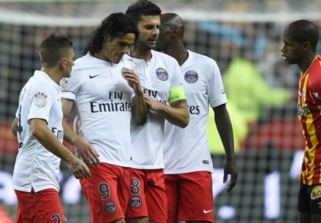 Match report: Lens 1-3 PSG