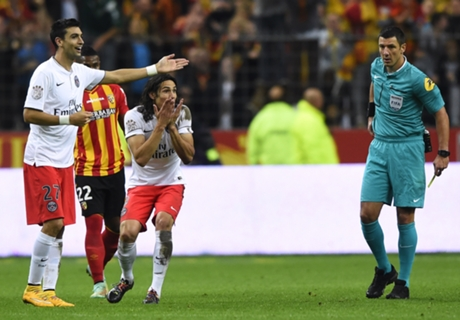 Lens 1-3 PSG: Three red cards