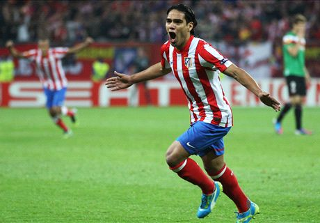 Falcao & the stars who shone in the UEL