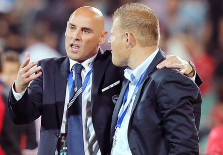 Muscat dismisses Gombau factor