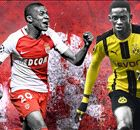 STARS: Dortmund & Monaco's best players