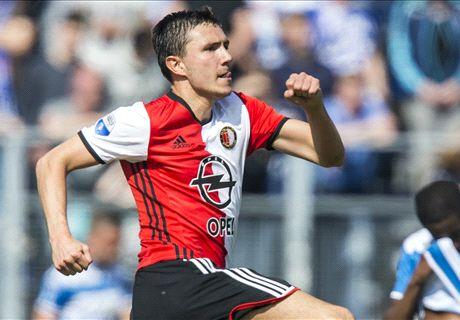 Berghuis wil bij Feyenoord blijven