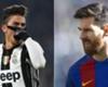 Barça y el futuro de Messi y Dybala