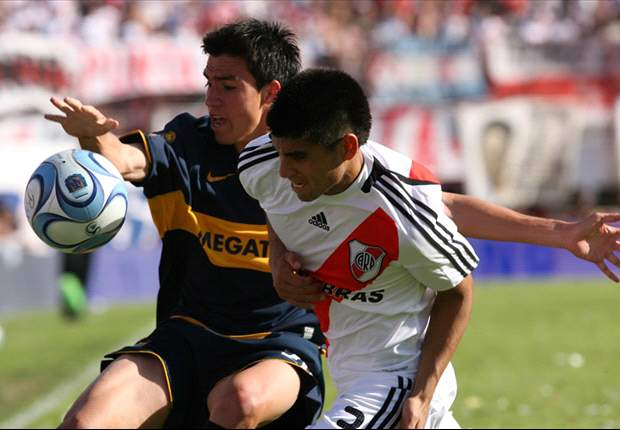 Argentine Superclasico Ends All Square