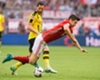 Lewandowski misses Bayern training
